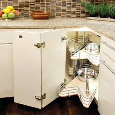 Contemporary Cabinet And Drawer Organizers by Wellborn Cabinet, Inc.