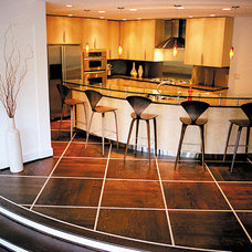 modern wood flooring by Allegheny Mountain Hardwood Flooring