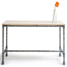 Industrial Side Tables And Accent Tables by 5 Horizons