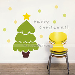 Holiday Wall Stickers -