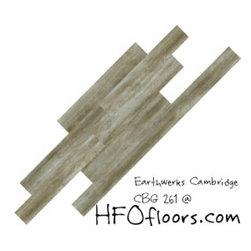 Earthwerks Cambridge Vinyl Plank - Earthwerks Cambridge, CBG 261. Available at HFOfloors.com.