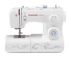 Singer Sewing Co - Talent 23 Stitch Sewing - Singer 3323 Talent Sewing Machine with Automatic Needle Threader