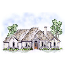 House Plan 53901 at FamilyHomePlans.com