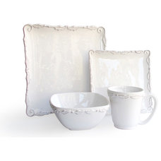 Contemporary Dinnerware Sets by Jay Import
