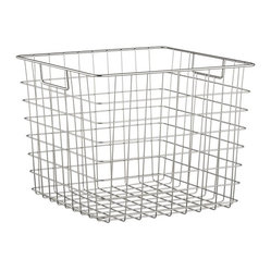 Square Wire Basket