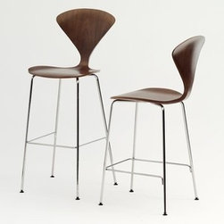 Cherner Chair Company - Cherner Chair Company | Cherner Metal Base Stool - Design by Norman Cherner, 1958.