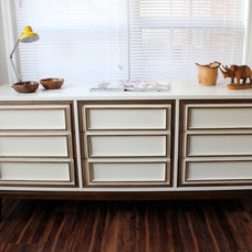 Contemporary Dressers by Revitalized Artistry