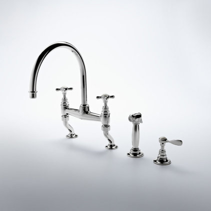contemporary kitchen faucets by Waterworks