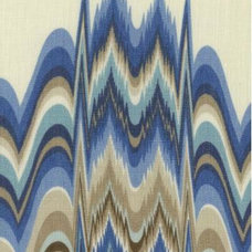 Eclectic Fabric by Lewis & Sheron Fabrics