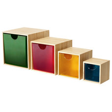 Modern Storage Boxes by IKEA