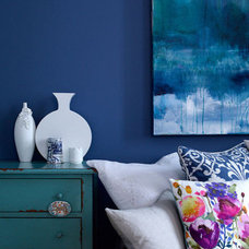 Adding Color: Wonderful Watercolor Wallpapers, Fabrics, Acccessories & More | Ap