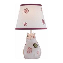 Lite Source - Lite Source IK-6093 Meow Table Lamp - Lite Source IK-6093 Meow Table Lamp