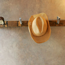 Traditional Clothes Racks by Buff On Barrels