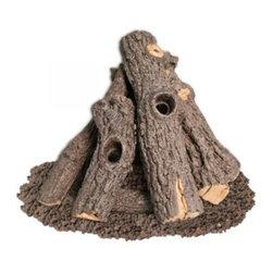 American Fyre Designs - Prairie Oak Log Kit - PRO-27 - Prairie Oak Log Kit - PRO-27.Features: