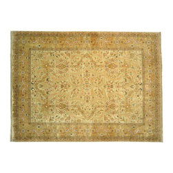 1800-Get-A-Rug - Oriental Rug Hand Knotted Rug Tabriz Revival Sh8655 - About Fine Oriental