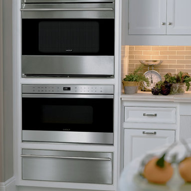 """Wolf 30"""" Transitional Microwave Drawer, Stainless Steel 