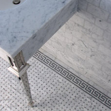 Wall And Floor Tile by Art of Tile and Stone