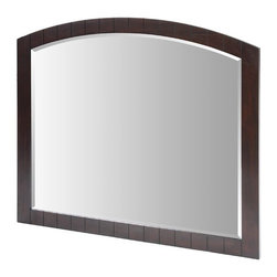 """Xylem - Xylem-M-CAPRI-48DE Capri 48"""" Mirror in Dark Espresso - Xylem-M-CAPRI-48DE Capri 48"""" Mirror in Dark EspressoXylem is a brand of Xylem Group, LLC that designs and manufactures a diverse selection of product for the bath, including vanities, faucets, mirrors, and sinks in traditional, transitional, and contemporary styles.  The understated, elegant design of the Capri collection from Xylem can be configured to a variety of sizes. Use these matching wall mirrors to complement the Capri vanity collection.Xylem-M-CAPRI-48DE Capri 48"""" Mirror in Dark Espresso, Features:• 48"""" Wide Capri Vanity Mirror"""