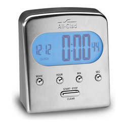 All-Clad - All-Clad Digital Timer & Clock (T-225) - Made in China