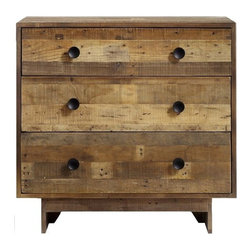 Angora 3 Drawer Chest -