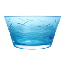 Seabreeze Blue Small Bowl, Set of 4