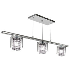 Contemporary Kitchen Lighting And Cabinet Lighting by Home Depot