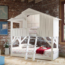 Beach Style Kids Beds by Cuckooland