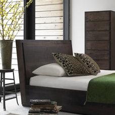 Modern Beds by OnlyHuman Modern