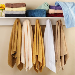 Home City Inc - Superior By Luxor Treasures 600 GSM Egyptian Cotton 4 pc. Bath Towel Set - NS BT - Shop for Towels from Hayneedle.com! The Superior By Luxor Treasures 600 GSM Egyptian Cotton 4 pc. Bath Towel Set makes filling your linen cabinet as simple as one-click. Four large bath towels (30W x 54L inches each) are included in this set each woven from the same plush Egyptian cotton. 12 equally stunning solid colors are available to choose from making matching your current or future color scheme a cinch. Each towel features a single-ply terry cloth weave and boasts a soft super-absorbent 600GSM weave. Towels are machine washable.About Home City Inc. Established in the 1980s in Queens New York selling towels and lower thread count sheets Home City Inc. started in small office and has developed into a worldwide manufacturing and importing company based out of Brooklyn NY. They were able to establish the name Home City Inc. in 2003 which set the tone for the growth in a company that boasts over 25 years of experience in production. Over the years Home City has developed and perfected unparalleled quality products that now serve domestic and international retail stores. Today Home City's fulfillment center is located in Linden NJ with a showroom on Fifth Avenue in New York NY allowing them to provide their customers with an expanded selection of sheet sets duvet cover sets bed skirts pillowcase sets Bed-in-bag sets down comforters mattress toppers pillows quilts robes towel sets and more.