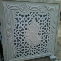 3D Wall Panel - This is 30 mm thickness stone...