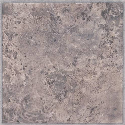 "Armstrong World Industries - Armstrong Tile Units Sand 12""X12"" - 0.045 gauge, 12"" x 12"" tile. Vinyl no-wax wear layer, easy to clean, easy to install, self-adhering, 45 tiles per carton (45 sq. ft.), 1 year limited warranty"