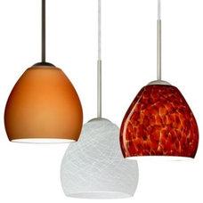 Pendant Lighting Bolla Mini Pendant by Besa Lighting
