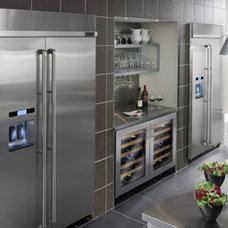 Contemporary Refrigerators And Freezers by Google