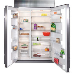 modern refrigerators and freezers by AJ Madison
