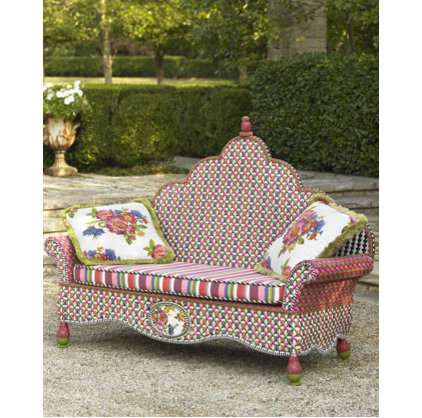 asian outdoor sofas by Neiman Marcus