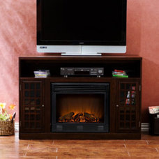 Traditional Indoor Fireplaces by Grandin Road