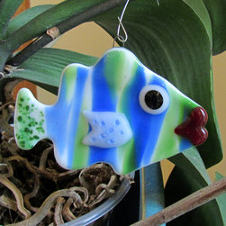 Decorating with fish -