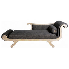 eclectic day beds and chaises by GILANI
