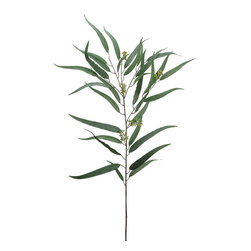 Silk Plants Direct - Silk Plants Direct Eucalyptus (Pack of 12) - Silk Plants Direct specializes in manufacturing, design and supply of the most life-like, premium quality artificial plants, trees, flowers, arrangements, topiaries and containers for home, office and commercial use. Our Eucalyptus includes the following: