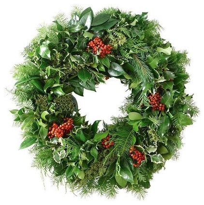 Traditional Wreaths And Garlands by Home Decorators Collection