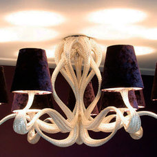Eclectic Ceiling Lighting by Lightology