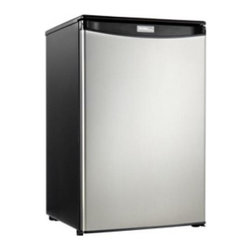 Danby - Danby 4.4 Cu. Ft. Compact All Refrigerators - Features: