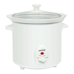 Brentwood - Brentwood SC-135W 3 qt. Slow Cooker Multicolor - SC-135W - Shop for Crock Pots and Slow Cookers from Hayneedle.com! About Brentwood Appliances Inc.With a product line spanning from coffee makers and can openers to Dutch ovens sauce pans and more Brentwood Appliances Inc. proudly offers an excellent selection of small appliances and cookware. Committed to keeping customers satisfied Brentwood Appliances focuses on providing best-quality best-priced products and top-notch customer service.