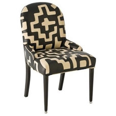 Eclectic Dining Chairs by Clayton Gray Home