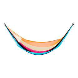 Hammock - This bright hammock would look just as cool in a tween's bedroom as it would outside hanging under a pergola.