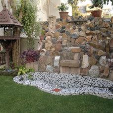 Eclectic Landscape by Nikki Enterprise