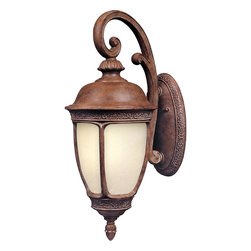 Maxim Lighting - Sienna Knob Hill EE 1 Light Outdoor Wall Sconce - Product