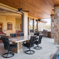 Contemporary  by Sterling Custom Homes