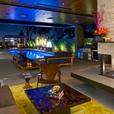 Contemporary Living Room by Jeneration Interiors