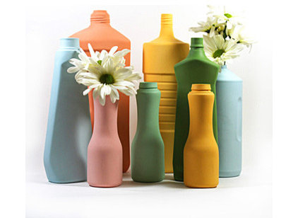 Contemporary Vases Middle Kingdom Detergent Bottle Collection